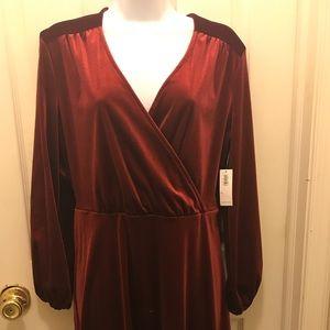 Old Navy Velvet Dress